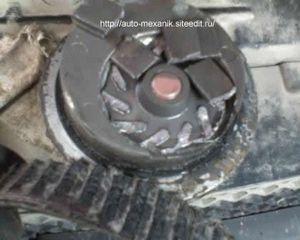 Ремонт МКПП Шевроле Лачетти от 5000...  Тут стало мне понятно, что проблема в ремне ГРМ.  Проверил ремень ГРМ на нем...