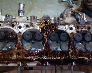 Двигатель - Главная